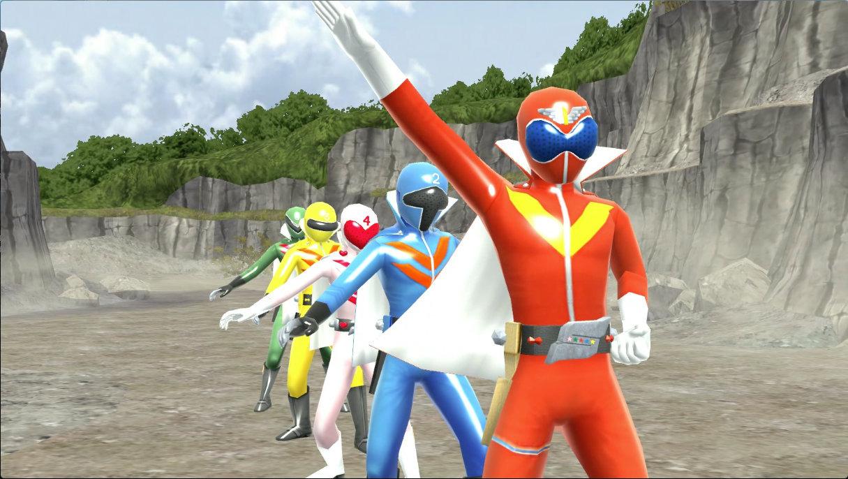 スーパー戦隊シリーズ 40作品のヒーローが一挙集結 スーパー戦隊