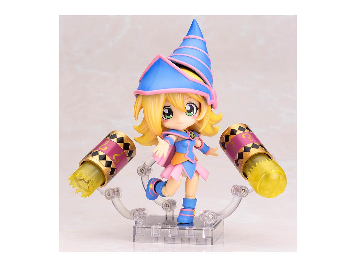キューポッシュ ブラック マジシャン ガール Ver 1 5 11月発売
