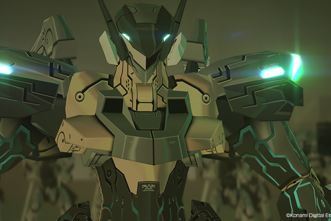 "PS4『ANUBIS ZONE OF THE ENDERS: M∀RS』の新体験版""ORANGE CASE""が配信開始─STEAM版は25日予定 画像"