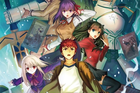 『Fate/stay night』が初のボードゲーム化! 盤上の聖杯戦争、はじまる―― 画像
